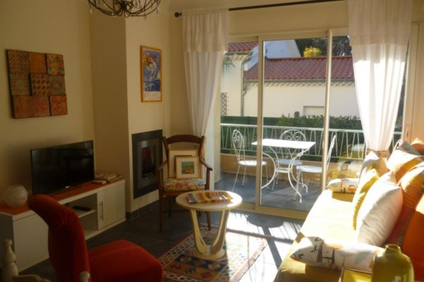 APPARTEMENT T2 SANARY – CENTRE-VILLE