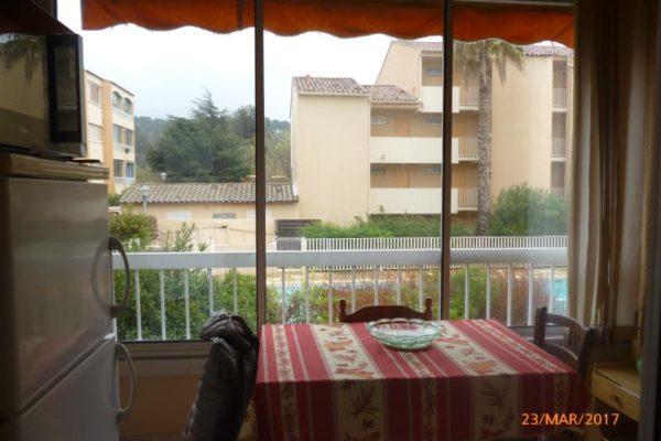 Appartement T2 Sanary – Les Prats – résidence avec piscine