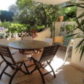 Bel appartement en RDC avec terrasse de 26m²