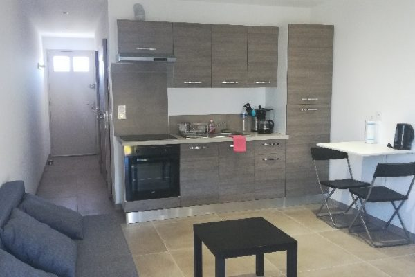 APPARTEMENT T2 SIX-FOURS – CARREDON